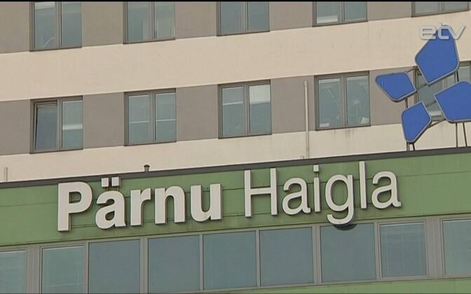 Пярнуская больница.