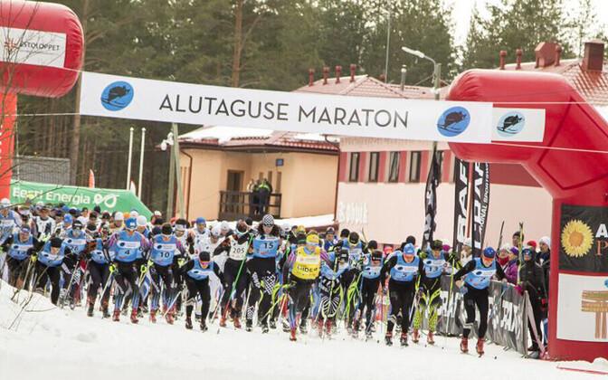 Alutaguse maraton