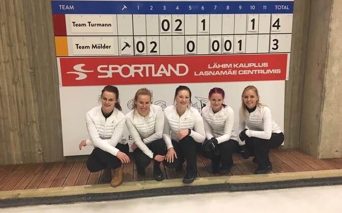 Eesti meistriks tulnud Team Turmann.