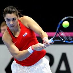 Fed Cup turniir Tallinnas - Ana Konjuh