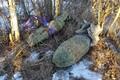 Karujärves otsiti nõukogudeaegseid pomme.