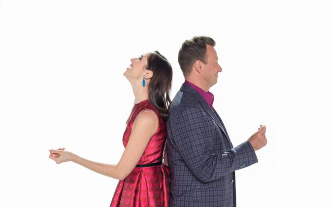 Elina Netšajeva ja Marko Reikop