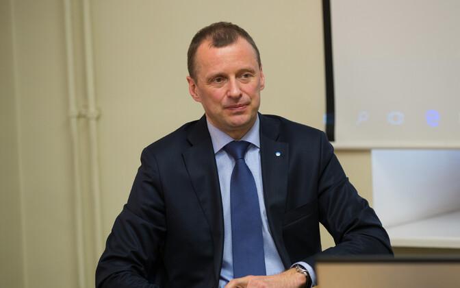 Генсек Партии реформ Тынис Кыйв