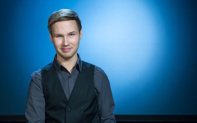 Kristo Veinberg.