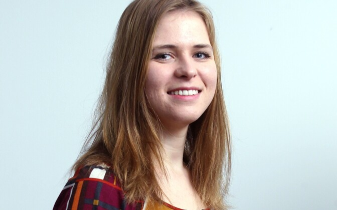 Eesti Ekspress journalist Marian Männi.