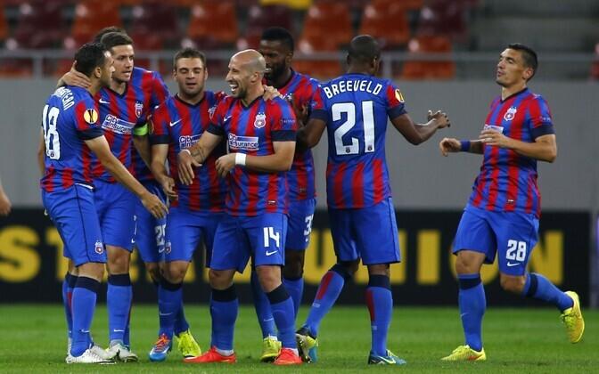 Bukaresti Steaua jalgpallimeeskond