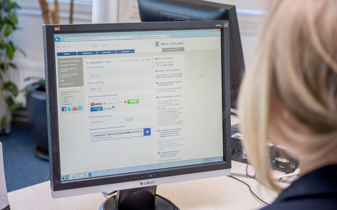Tax returns can be filed online in Estonia for free, usually within a matter of a few minutes and with just a few clicks.