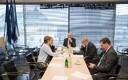 Tallinna TV nõukogu koosolek, kus uus juht ametisse nimetati