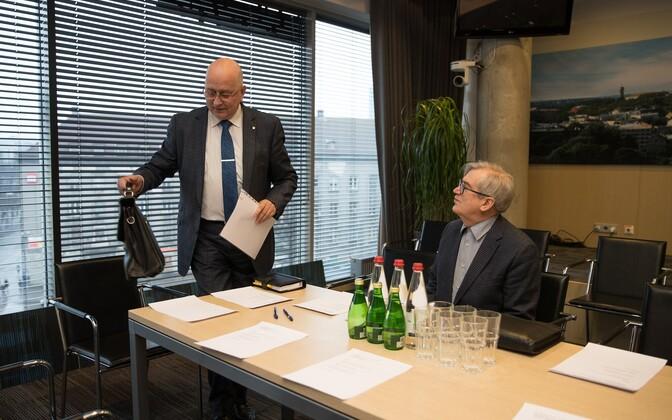 Tallinna TV nõukogu koosolek
