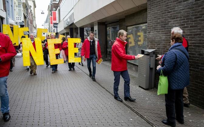Hollandi sotsialist ja