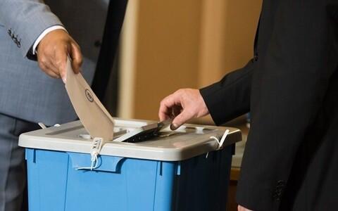 Муниципальные выборы в Эстонии состоялись 15 октября 2017 года.