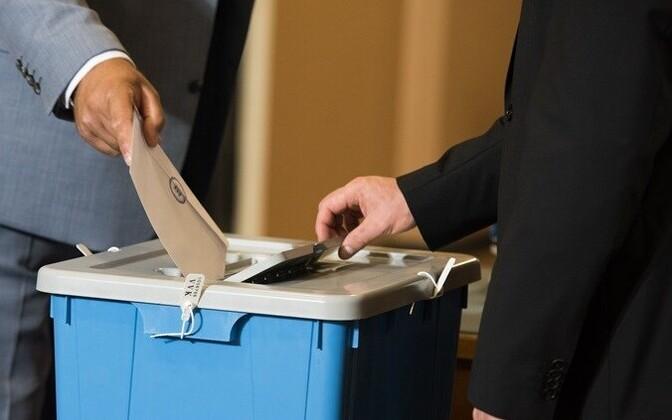 Муниципальные выборы в Эстонии состоятся 15 октября 2017 года.