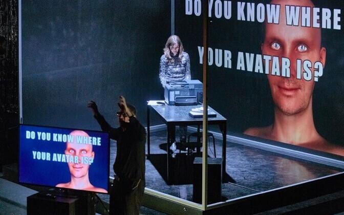 Kas tead, kus su avatar on? Chris Kondek ja Christiane Kühl.