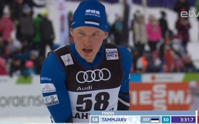 Брянский лыжник Александр Большунов победил вФинляндии