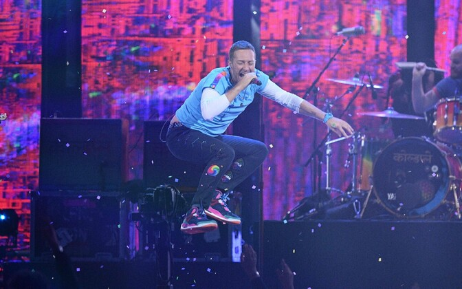 Coldplay ja Chris Martin