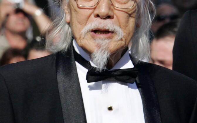 Jaapani režissöör Seijun Suzuki 24. mai 1923 - 13. veebruar 2017