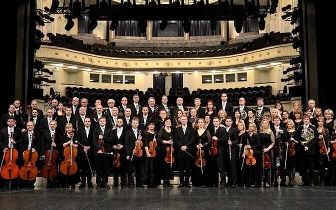 Rahvusooper Estonia orkester