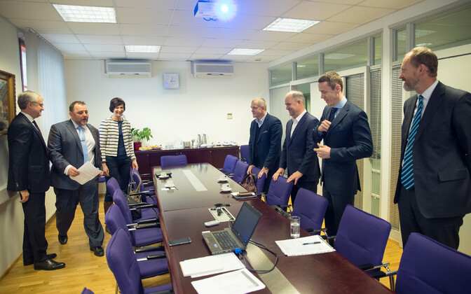 Nimetamiskomitee koosolek  veebruaris.