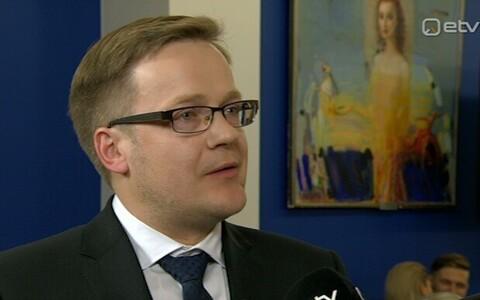 Eesti Ekspress Editor-in-Chief Erik Moora.