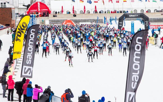 44. Tartu Maratoni avastart
