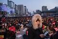 Lõuna-Koreas protestiti presidendi vastu.