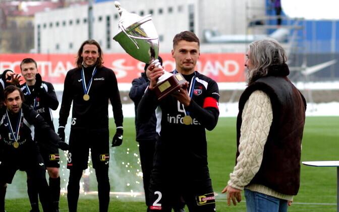FCI Tallinn - FC Flora, Andrei Kalimullin