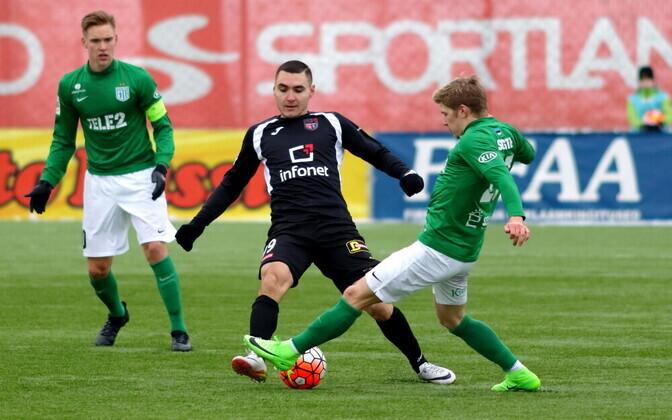 FCI Tallinn - FC Flora