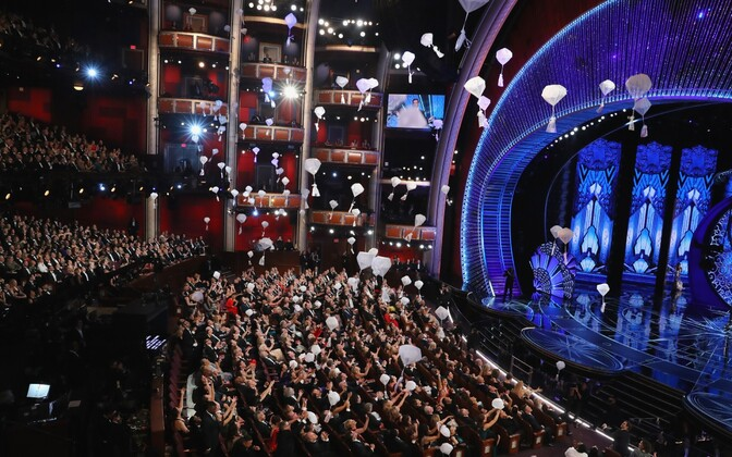 2017 Oscari-gaalal Dolby Theateris sadas laest komme.