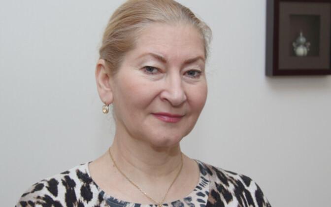 Pae Gümnaasiumi direktriss Izabella Riitsaar.