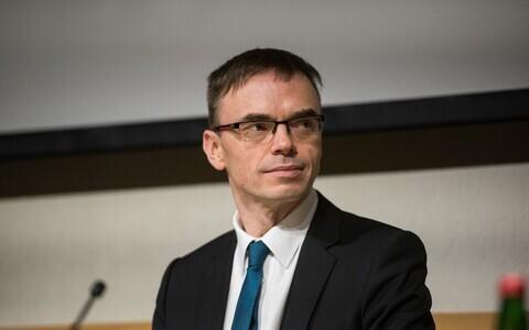 Глава МИД Эстонии Свен Миксер.