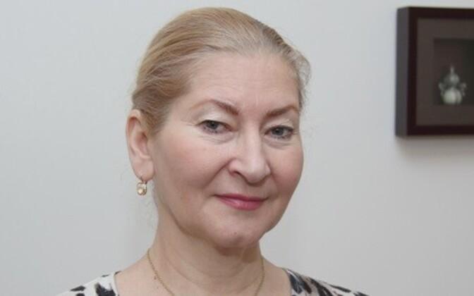 Директор Таллиннской Паэской гимназии Изабелла Рийтсаар.