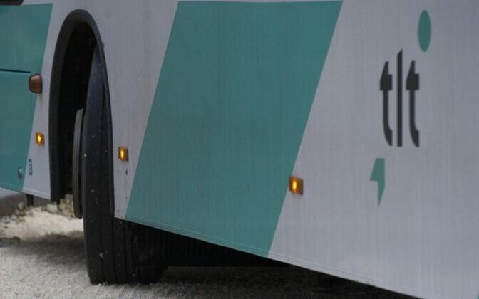 Таллиннский автобус.