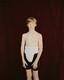 """Parima spordifoto võitis Birgit Püve tööga """"Võitjad"""". Tegemist on portreeseeriaga noortest sumomaadlejatest."""