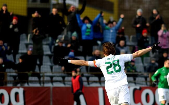 FC Flora - Tallinna Levadia / Rimo Hunt