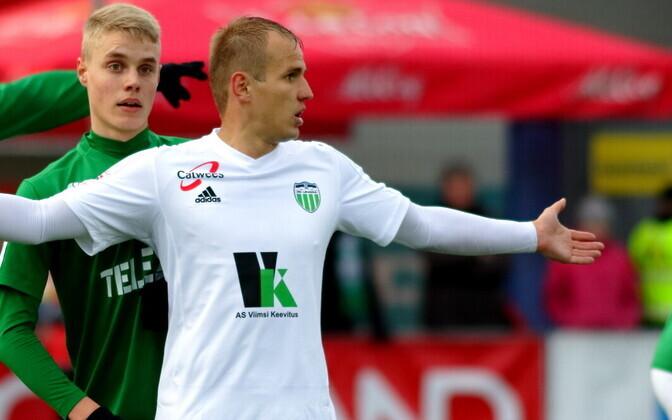 FC Flora - Tallinna Levadia / Nikita Andrejev