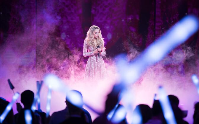 Eesti Laul 2017,  Liis Lemsalu