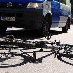 Пострадал велосипедист.
