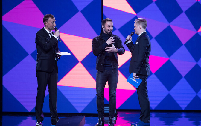 Финал конкурса Eesti Laul 2017.