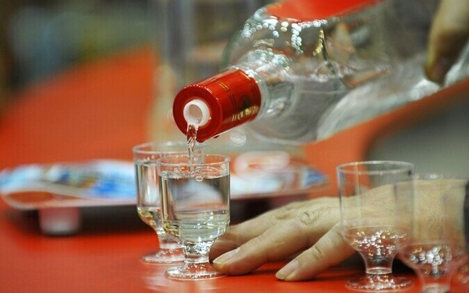 Estonia's only pure spirits producer is in trouble (Picture is illustrative).