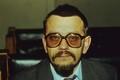 Näitleja ja lavastaja Kalju Komissarov. 1987