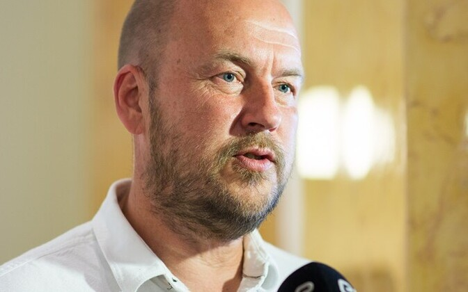 Free Party MP Artur Talvik.