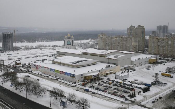 Международный выставочный центр в Киеве