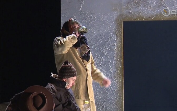 Draamateatri lavastus