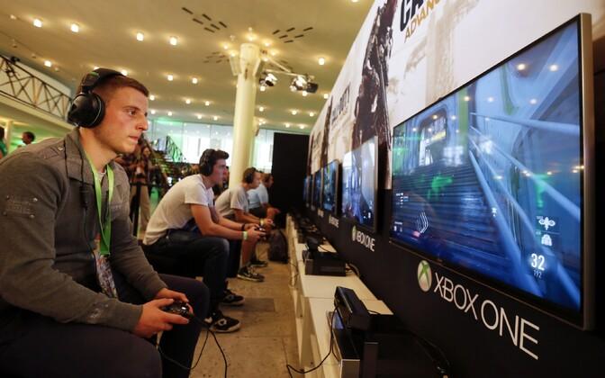 Teadlased uurisid mängurite ajutegevust.