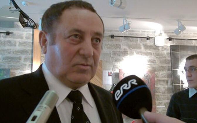 Гендиректор Narva-Bark AS Виктор Истратов.