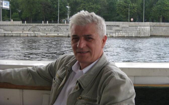 Владимир Чуйкин.