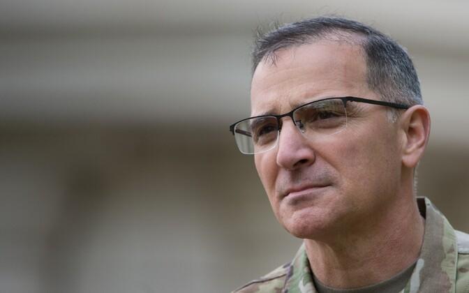 Gen. Curtis Scaparrotti.