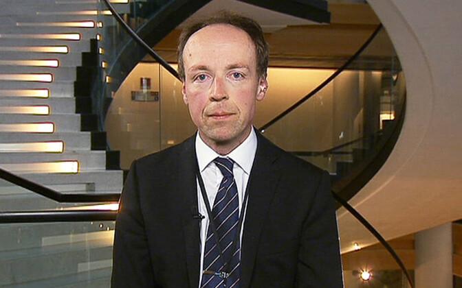 Euroopa parlamendi saadik Jussi Halla-aho (Põlissoomlased).