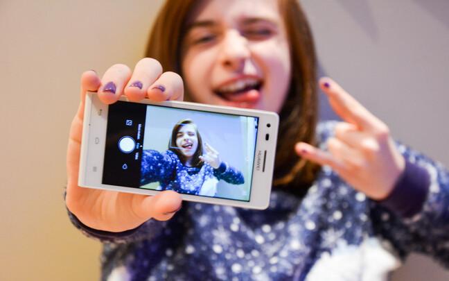Selfie`sid pole mõtet usaldada.