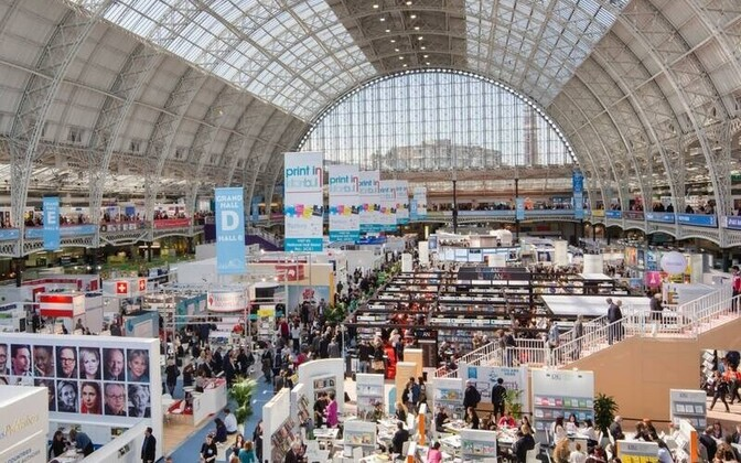 The London Book Fair is an annual three-day event connecting tens of thousands of authors and industry members alike.